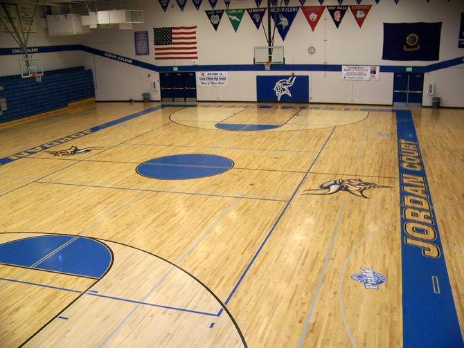 Gym Floor Designs Gurus Floor