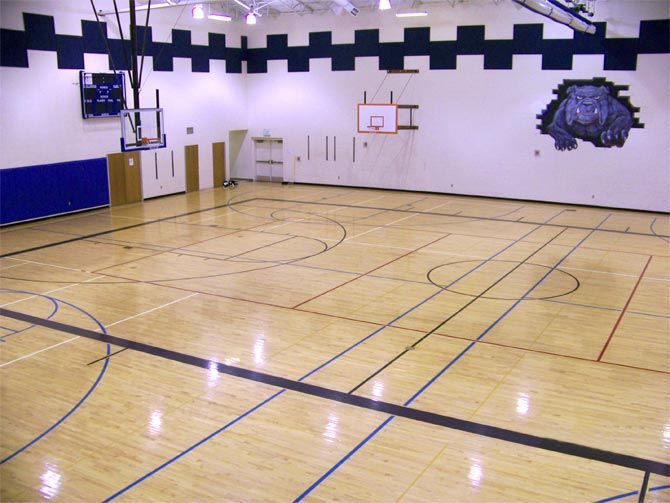 wood sports flooring northern hardwood company