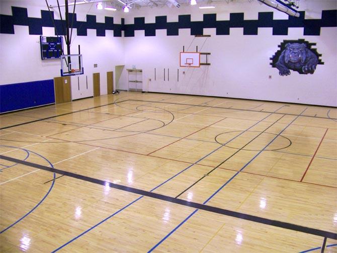 Wood Sports Flooring Northern Hardwood Company