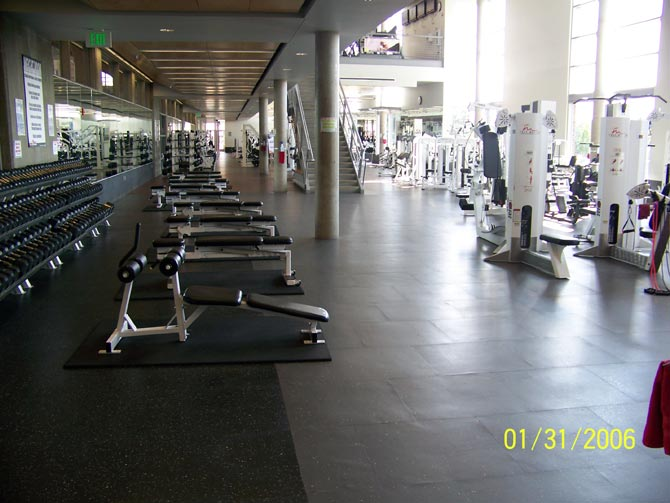 Fitness Room Flooring Running Tracks Rubber Flooring Northern